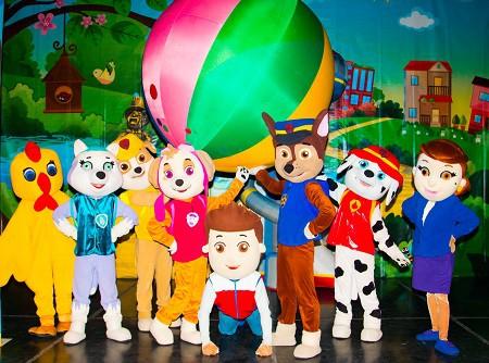 В Кинешму едет Московское шоу ростовых кукол фото 2