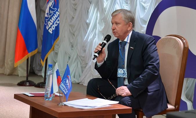 А.Новиков и Н.Костров вошли в региональный политсовет «Единой России» фото 2