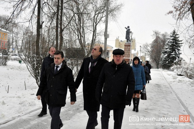 Медведев уволил главу Ростуризма, обещавшего объединить Кинешму и Плес в кластер фото 3