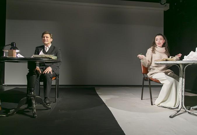 В Кинешемском театре премьера - «Письма любви» по  пьесе А. Герни фото 2