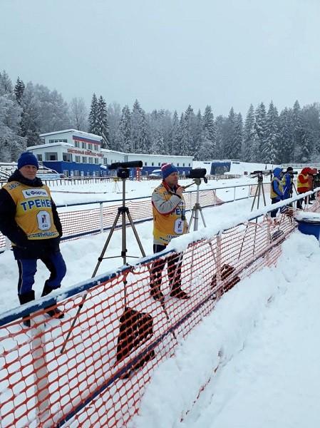 Кинешемские биатлонисты вошли в число лучших в ЦФО фото 8