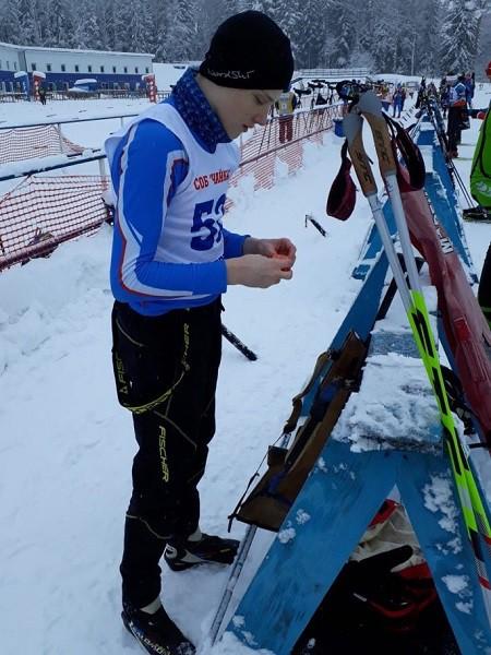 Кинешемские биатлонисты вошли в число лучших в ЦФО фото 15