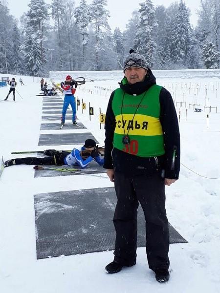 Кинешемские биатлонисты вошли в число лучших в ЦФО фото 13