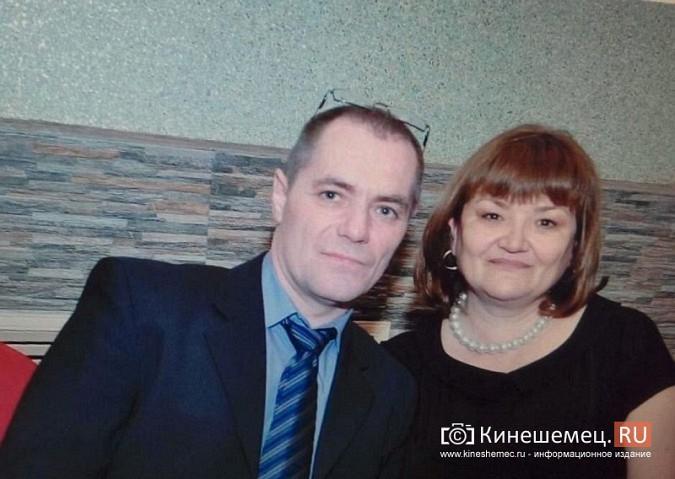 Михаил Алябьев с супругой Еленой
