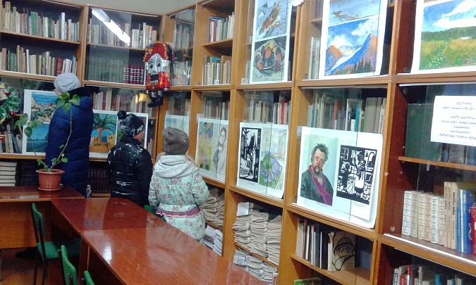 В Кинешме открылась выставка «Кисть мастера» фото 2