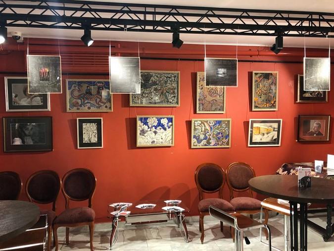 Выставка кинешемцев вызвала восторг у московской публики фото 3