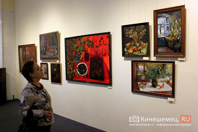 В кинешемской картинной галерее открылась выставка «Натюрморт. Интерьер» фото 3