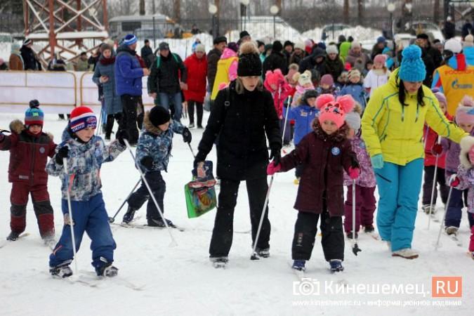 Северная столица Ивановской области приняла «Лыжню России» фото 26