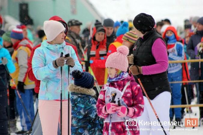 Северная столица Ивановской области приняла «Лыжню России» фото 34