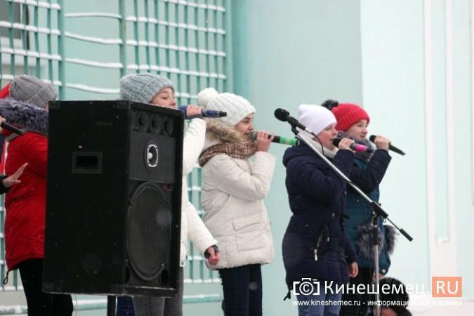 Северная столица Ивановской области приняла «Лыжню России» фото 30