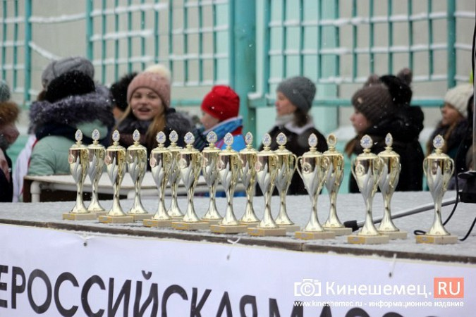 Северная столица Ивановской области приняла «Лыжню России» фото 3