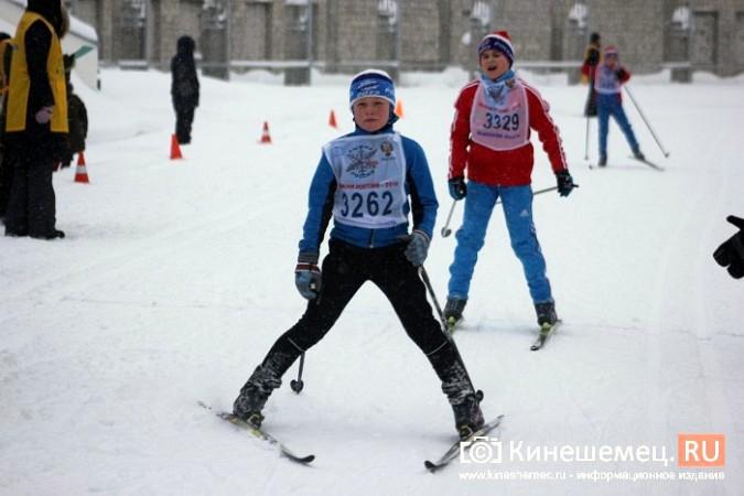 Северная столица Ивановской области приняла «Лыжню России» фото 104