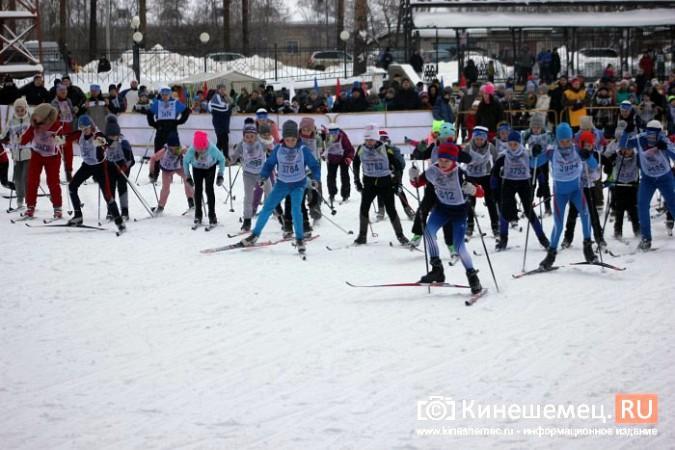 Северная столица Ивановской области приняла «Лыжню России» фото 54