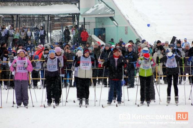 Северная столица Ивановской области приняла «Лыжню России» фото 75