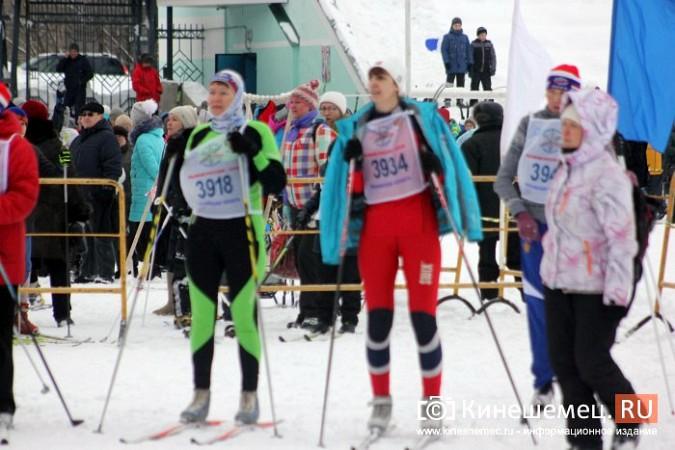 Северная столица Ивановской области приняла «Лыжню России» фото 71