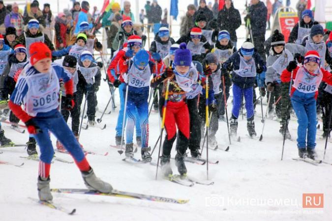 Северная столица Ивановской области приняла «Лыжню России» фото 88