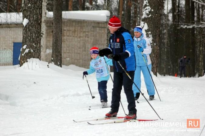 Северная столица Ивановской области приняла «Лыжню России» фото 53