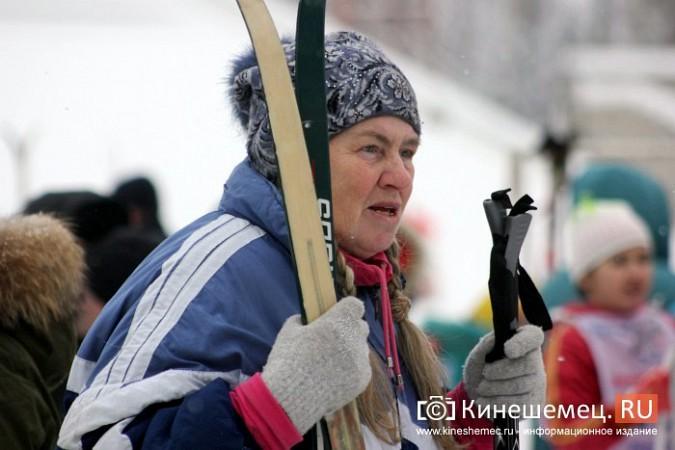 Северная столица Ивановской области приняла «Лыжню России» фото 32