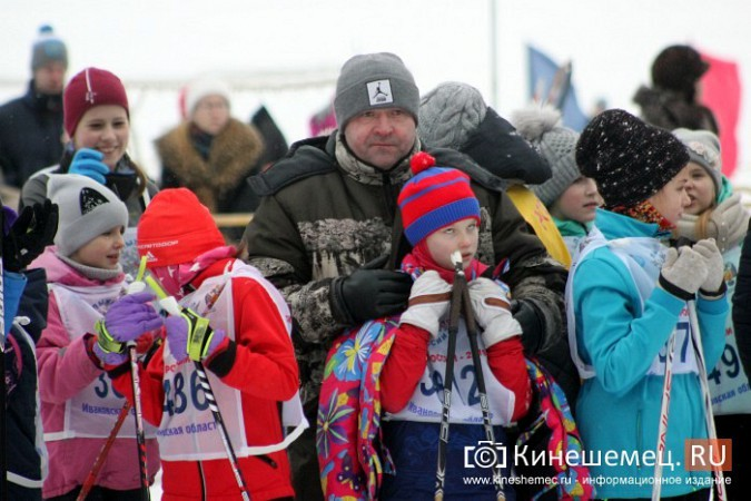 Северная столица Ивановской области приняла «Лыжню России» фото 48
