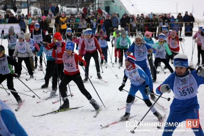 Северная столица Ивановской области приняла «Лыжню России» фото 57