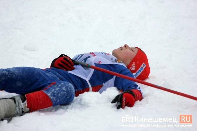 Северная столица Ивановской области приняла «Лыжню России» фото 100