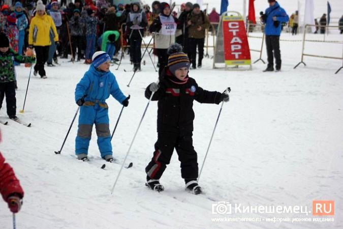 Северная столица Ивановской области приняла «Лыжню России» фото 24
