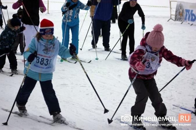 Северная столица Ивановской области приняла «Лыжню России» фото 46