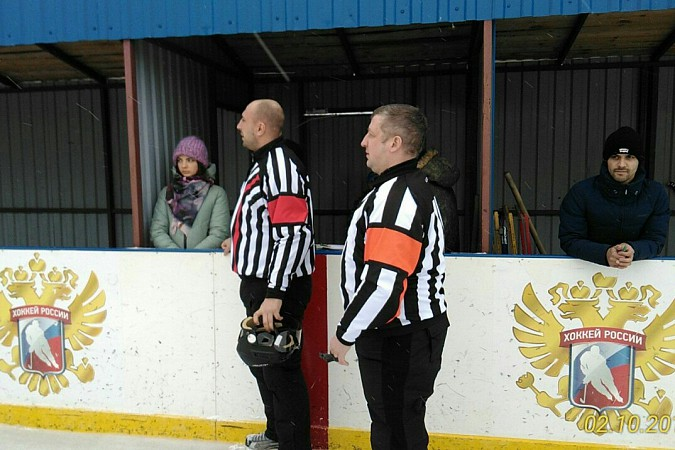 ХК «Любители бани» уступили «Шаговцу» за 6 секунд до конца матча фото 4