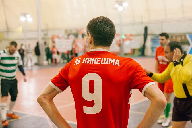 Кинешемцы сыграли на турнире болельщиков московского «Спартака» фото 7