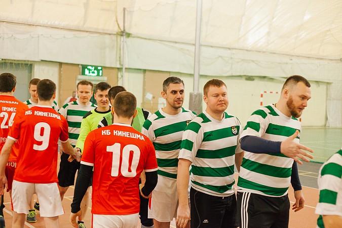 Кинешемцы сыграли на турнире болельщиков московского «Спартака» фото 5