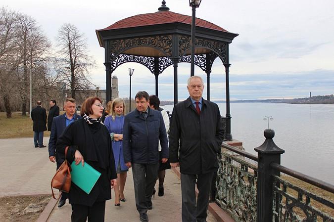 Советник Президента России Владимира Путина посетил Кинешму фото 2