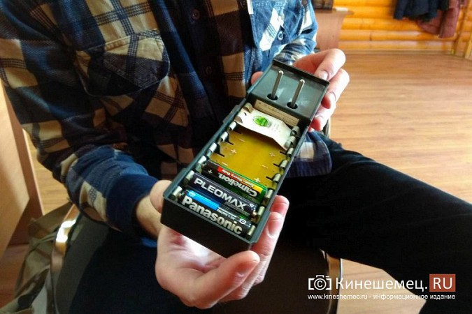 Физик из Кинешмы собрал прибор для деликатного реанимирования батареек фото 2