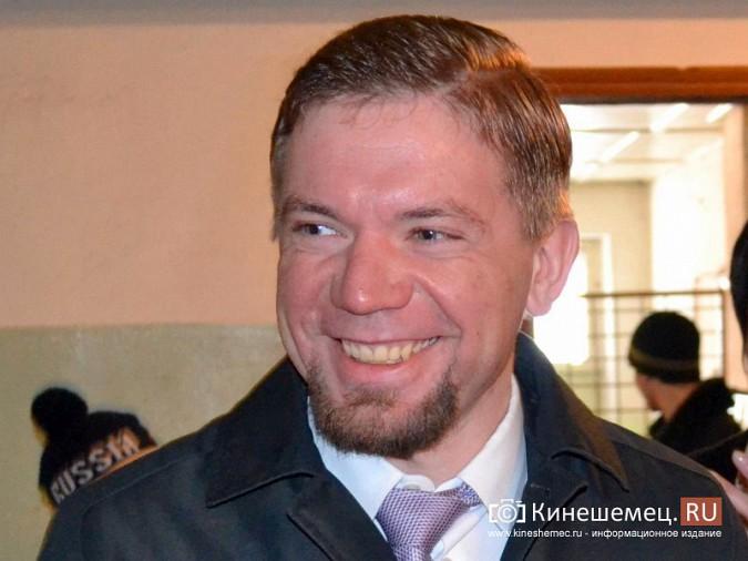 Экс-мэр Кинешмы Андрей Чужбинкин вышел на свободу по УДО фото 2