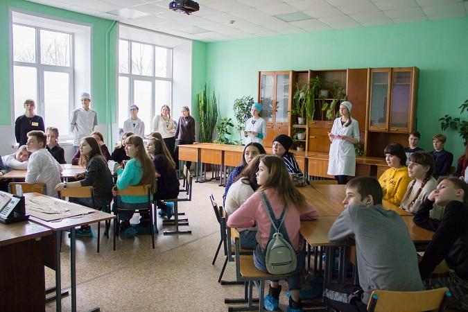 В Кинешемском медколледже прошел День открытых дверей фото 17