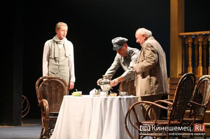 Тверской театр привез в Кинешму спектакль «Отцы и дети» фото 15