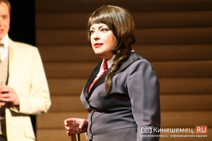 Тверской театр привез в Кинешму спектакль «Отцы и дети» фото 32