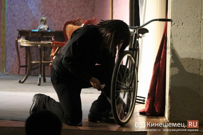 Тверской театр привез в Кинешму спектакль «Отцы и дети» фото 36