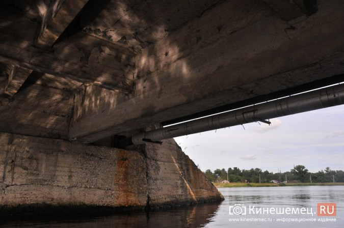 Власти Кинешмы подумывают о ремонте Кузнецкого моста фото 4