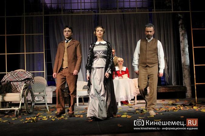 В пятый день фестиваля «Горячее сердце» в Кинешме зрители увидели чеховскую «Чайку» фото 13