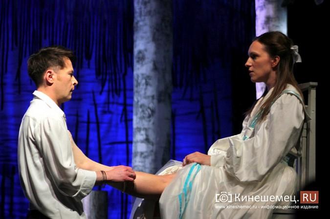 В пятый день фестиваля «Горячее сердце» в Кинешме зрители увидели чеховскую «Чайку» фото 5