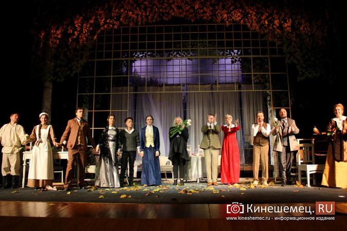 В пятый день фестиваля «Горячее сердце» в Кинешме зрители увидели чеховскую «Чайку» фото 15