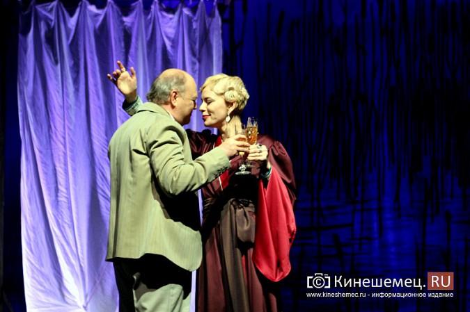 В пятый день фестиваля «Горячее сердце» в Кинешме зрители увидели чеховскую «Чайку» фото 6