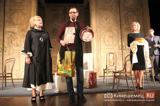 Московский театр Калягина показал кинешемцам «Сердце не камень» фото 2