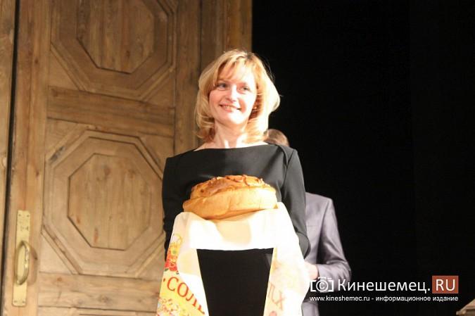 Московский театр Калягина показал кинешемцам «Сердце не камень» фото 5