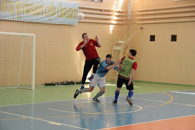 Кинешемский «Химик» стал вторым на Кубке Заволжского района по мини-футболу фото 3