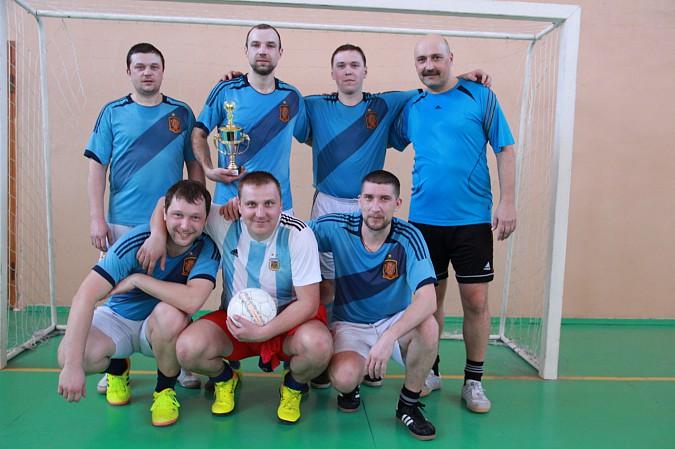 Кинешемский «Химик» стал вторым на Кубке Заволжского района по мини-футболу фото 7