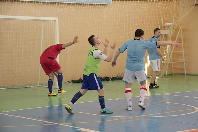 Кинешемский «Химик» стал вторым на Кубке Заволжского района по мини-футболу фото 6