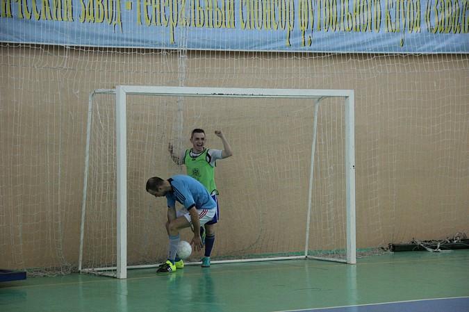Кинешемский «Химик» стал вторым на Кубке Заволжского района по мини-футболу фото 2