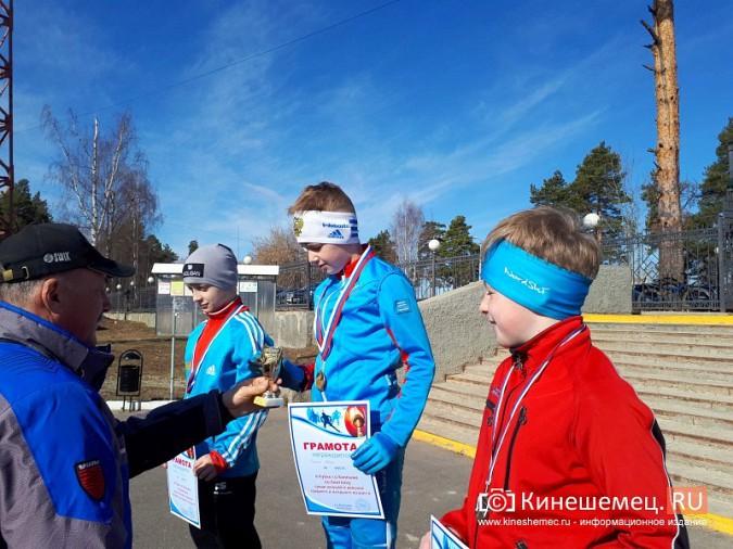 В спортшколе «Звездный» наградили победителей Кубка Кинешмы по биатлону фото 2
