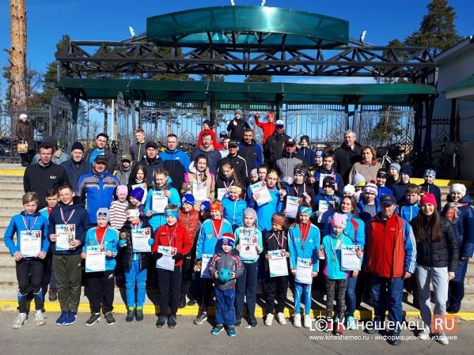 В спортшколе «Звездный» наградили победителей Кубка Кинешмы по биатлону фото 14